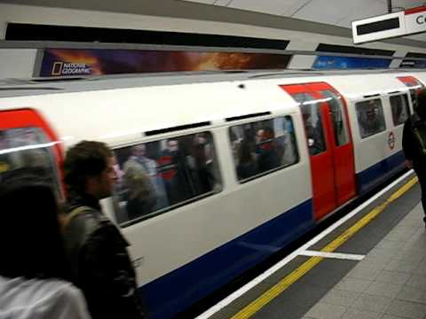 London Underground Bakerloo Line @ Oxford Circus Station