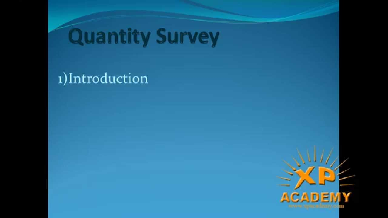 quantity surveyour Maxim recruitment specializes in quantity surveying jobs, construction site manager and project management jobs in building construction, civil engineering contracting and.