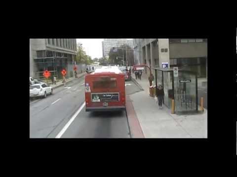 Ottawa's Unique Bus Rapid Transit System