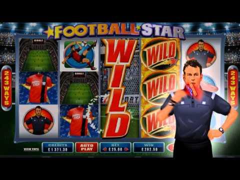 Видео Игровой автомат гол
