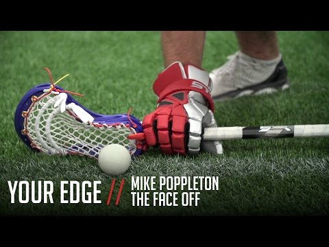 Your Edge: Faceoff Drills with Mike Poppleton