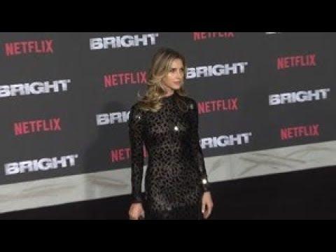 Dawn Olivieri at Bright Premiere in Los Angeles