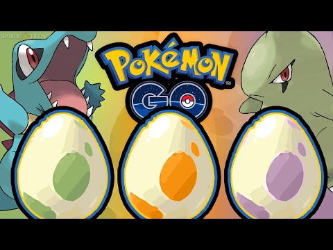 Alle Ei-Pokémon der 2. Generation | Pokémon GO Deutsch #215