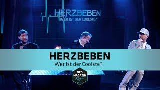 Herzbeben - Wer ist der Coolste? | NEO MAGAZIN ROYALE mit Jan Böhmermann