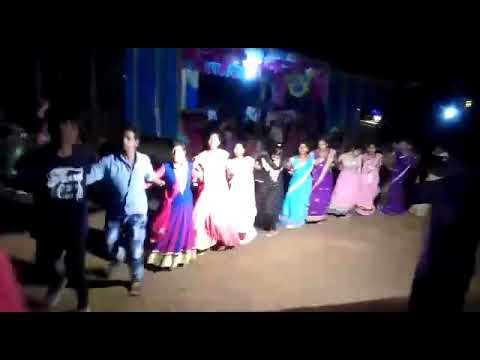 Adivasi Varli wending dance