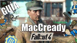 MacCready como acompaante Fallout 4 - Gu a compaeros