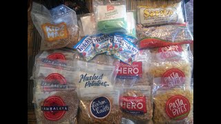 Full Cart Free Food Box Review $5.00 👎👍