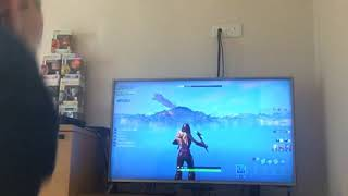 Discovering secrets in fortnite PENNYWISE