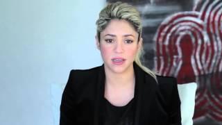 Shakira & Barefoot Foundation  Buy A Brick Campaign