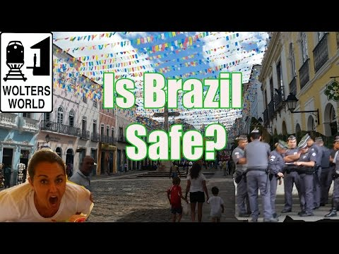 Is Brazil Safe to Visit? Yes, But Be Smart!