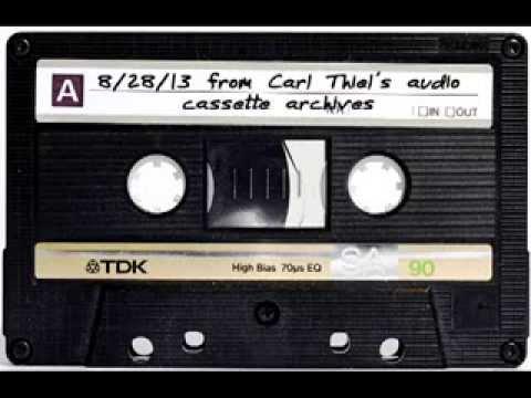 Carl Thiel's 1996 audio cassette