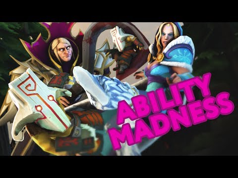 Ability Madness - TI7 2 Place Winner!