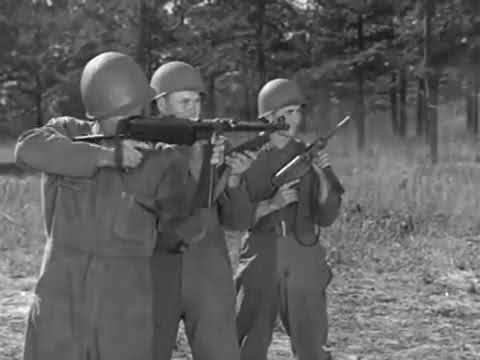 Automatic Weapons  American vs  German 1943 War Department US Army; World War II   YouTube 360p