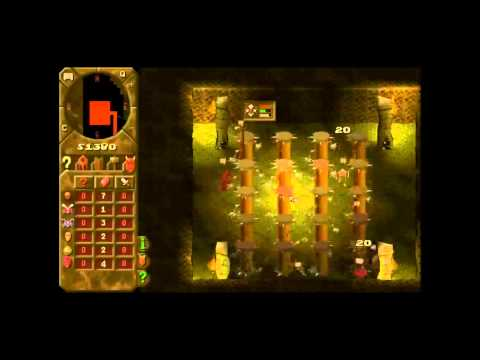 Dungeon Keeper Gameplay First Levels by Screamer26
