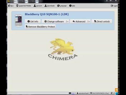 BlackBerry Q10 SQN100-1 unlock ok TPHCM - YouTube