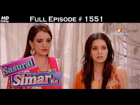 Sasural Simar Ka - 2nd July 2016 - ससुराल सिमर का - Full Episode HD