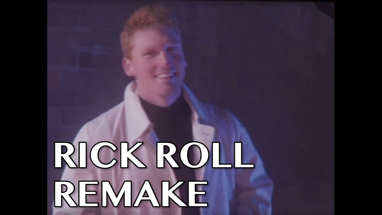 Rick Roll Parody - YouTube