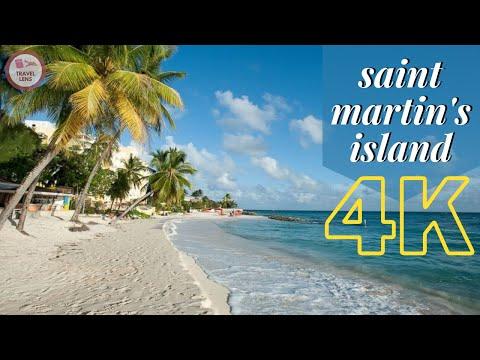Saint Martin Cinematic Travel Video 2021 | St. Martin Island | 4K | Chera Dwip | Bangladesh |