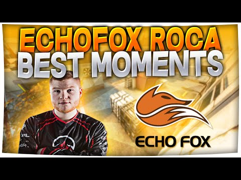 CS:GO - Best of roca (Funny Moments, 1-Taps Pro Aces & More!)