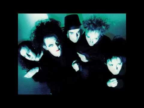 The Cure-A forest Lyrics Video