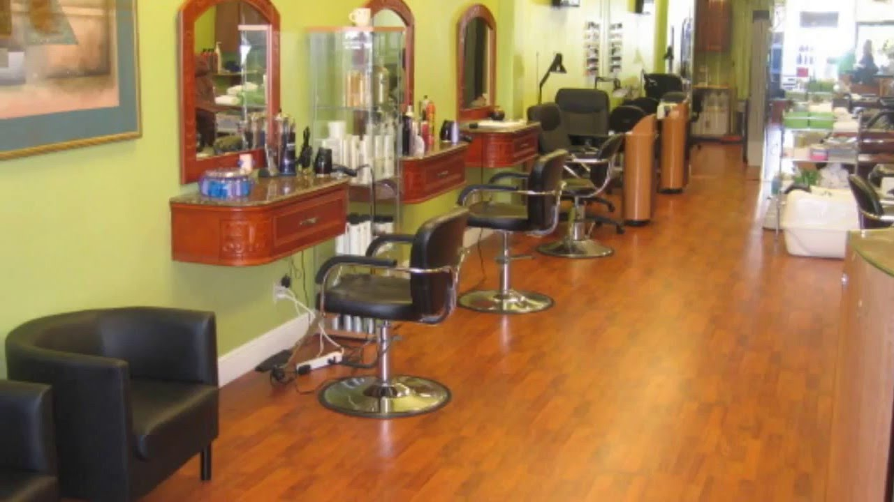 Beauty Salon For Sale in Miami FL, 2 - YouTube