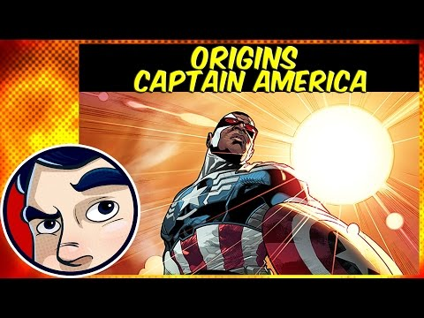 Captain America (Falcon) - Origins | Comicstorian