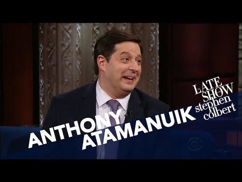 Anthony Atamanuik