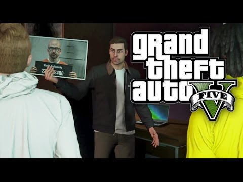 GTA 5 Online HEISTS! - The Prison Break Heist (Part 1) - FLARE GUN FAILS! (GTA V Online)