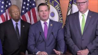 Rep. Swalwell announcing discharge petition for H.R. 356, the Protecting Our Democracy Act