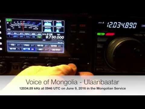 Voice of Mongolia 12034.89 kHz