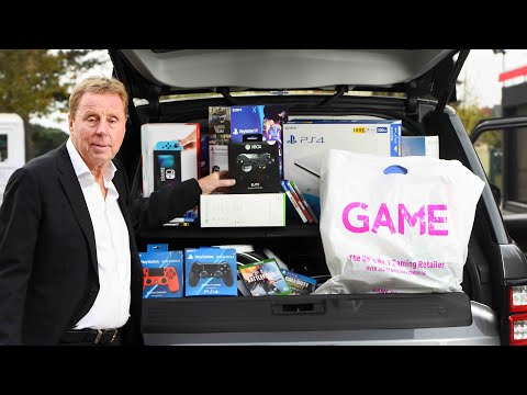 GAME Deadline Deals - Starring Harry Redknapp