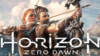 Horizon Zero Dawn — Геймплей