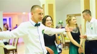 Весільний фільм - Оля та Роман, м. Борщів (част. 2)
