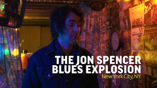 Jon Spencer has been playing blues punk for decades and with legends from R.L. Burnside through Beck. After a hiatus through much of the aughts, JSBX ...