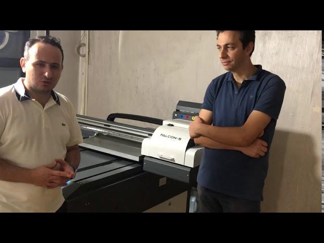 İzmir uv makine