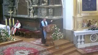 Misje parafialne - nauka ogólna, 10 września 2017, godz. 15.00
