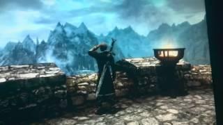Топ 2 чит кода в игре Skyrim