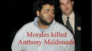 Alejandro Morales killed Anthony Maldonado 9 years old