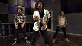 Let It Go - Chonique Sneed - Chloe Puff Choreography - #eastlosdancebattle #entry #letitgo