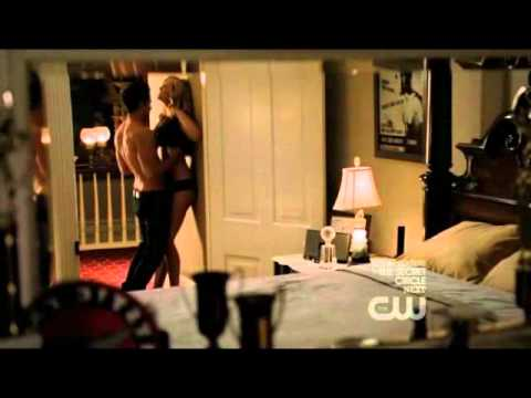 The Vampire Diaries season 3 episode 1 Tyler and caroline