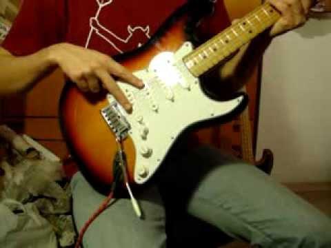 Strat4 Fender Stratocaster Four Single Pickups Youtube
