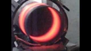 Сварка эмалированных труб 325 мм(катушки 325 обжиг в индукторе., 2013-03-20T14:50:30.000Z)