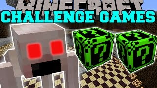 Minecraft: THE RAKE CHALLENGE GAMES - Lucky Block Mod - Modded Mini-Game