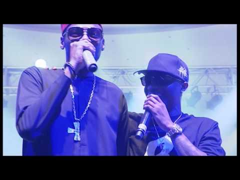 2FACE,WIZKID AND BURNA BOY PERFORMS ON STAGE