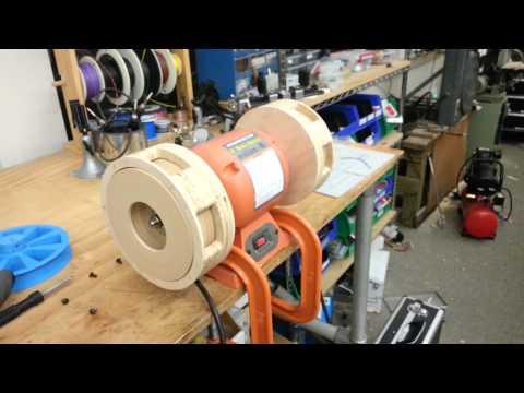 Make Labs DIY Air Raid Siren