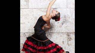 Танец Фламенко. Flamenco. Испанский танец. Spanish dance.Spanish flamenco dance.la danza espaola.