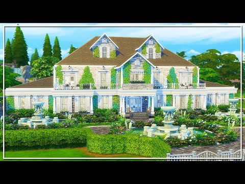 THE SIMS 4 | BUILD | LUXURY MANSION