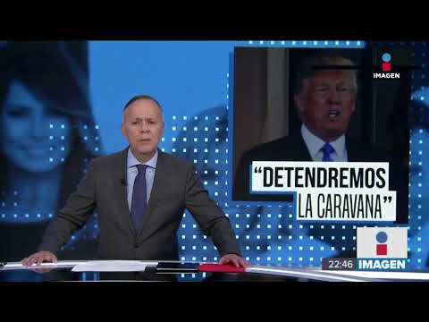 La Caravana Migrante llegó a Hermosillo con la mirada de Donald Trump sobre ellos