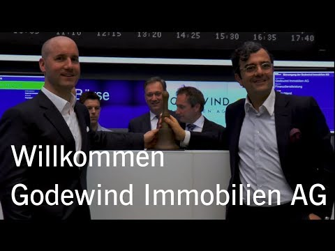 Börsengang (IPO) Godewind Immobilien AG