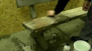 kaip pašalinti riebalines dėmes nuo grindinio